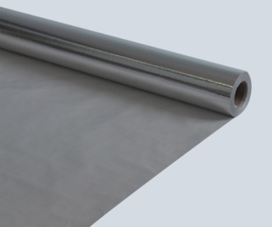 Single Sided Aluminum Foil Woven-FPE100